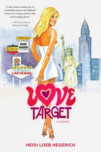 LOVE TARGET, front cover