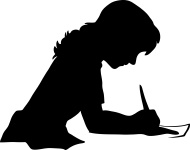 stock-illustration-33610712-girl-writing